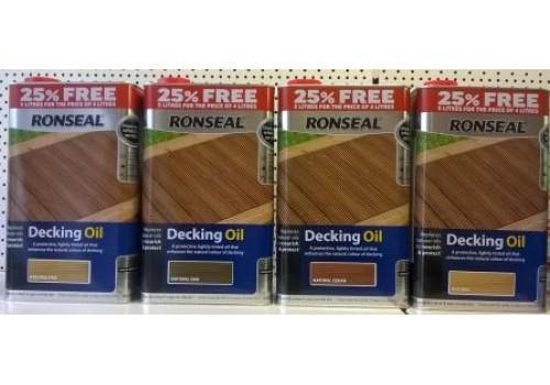Ronseal DECKING-OIL