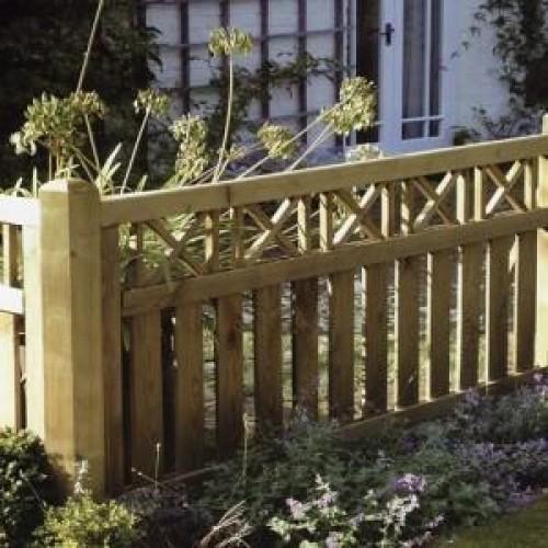 cross-top-fence panel