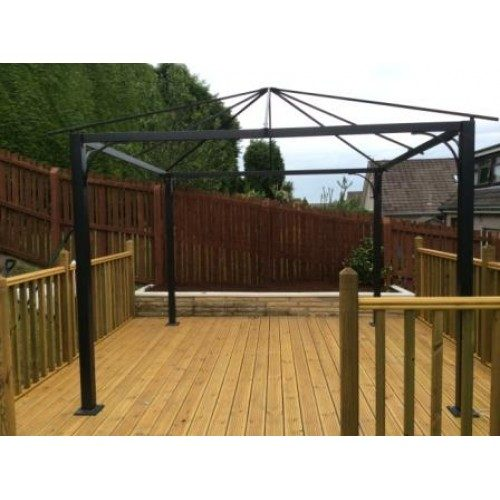 decking-kit-balustrade on 2 sides 01