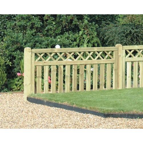 elite-cross-top-fence panel