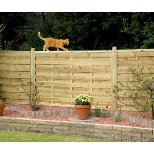 elite st-esprit fence panel