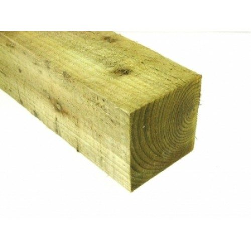 timber post