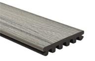 foggy wharf deckboard